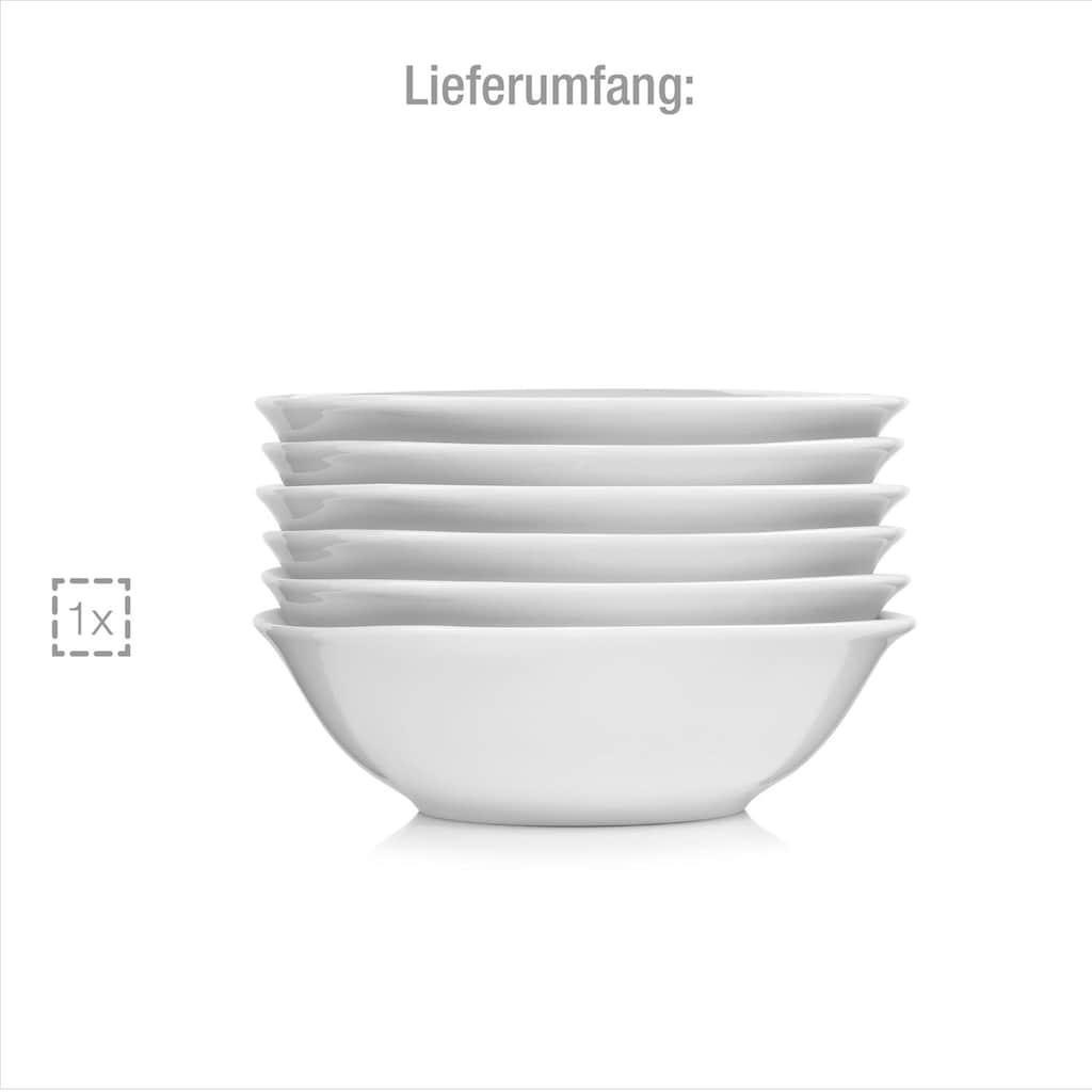 SÄNGER Frühstücks-Set »Bilgola«, (6 tlg., Frühstücks-Set Bilgola aus Porzellan 6 teilig)