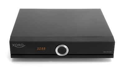 Xoro »HRK 7672 HDD« Kabel - Receiver kaufen