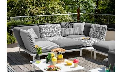W.SCHILLIG Sofaelement »lagoona«, Outdoor Sitzelement ohne Armlehne kaufen