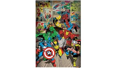 Reinders! Poster »Marvel Helden«, (1 St.) kaufen