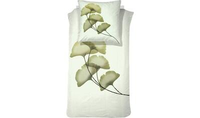 damai Bettwäsche »Pendula«, mit Ginko Blättern kaufen