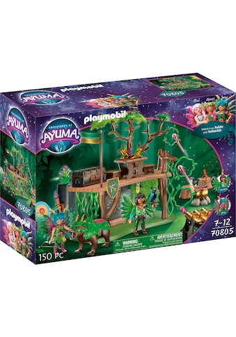 Playmobil® Konstruktions-Spielset »Trainingscamp (70805), Adventures of Ayuma«, (150... kaufen
