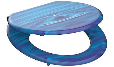 SCHÜTTE WC - Sitz »Blue Drop«, mit Absenkautomatik kaufen