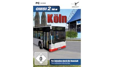 OMSI 2  -  AddOn Köln PC kaufen