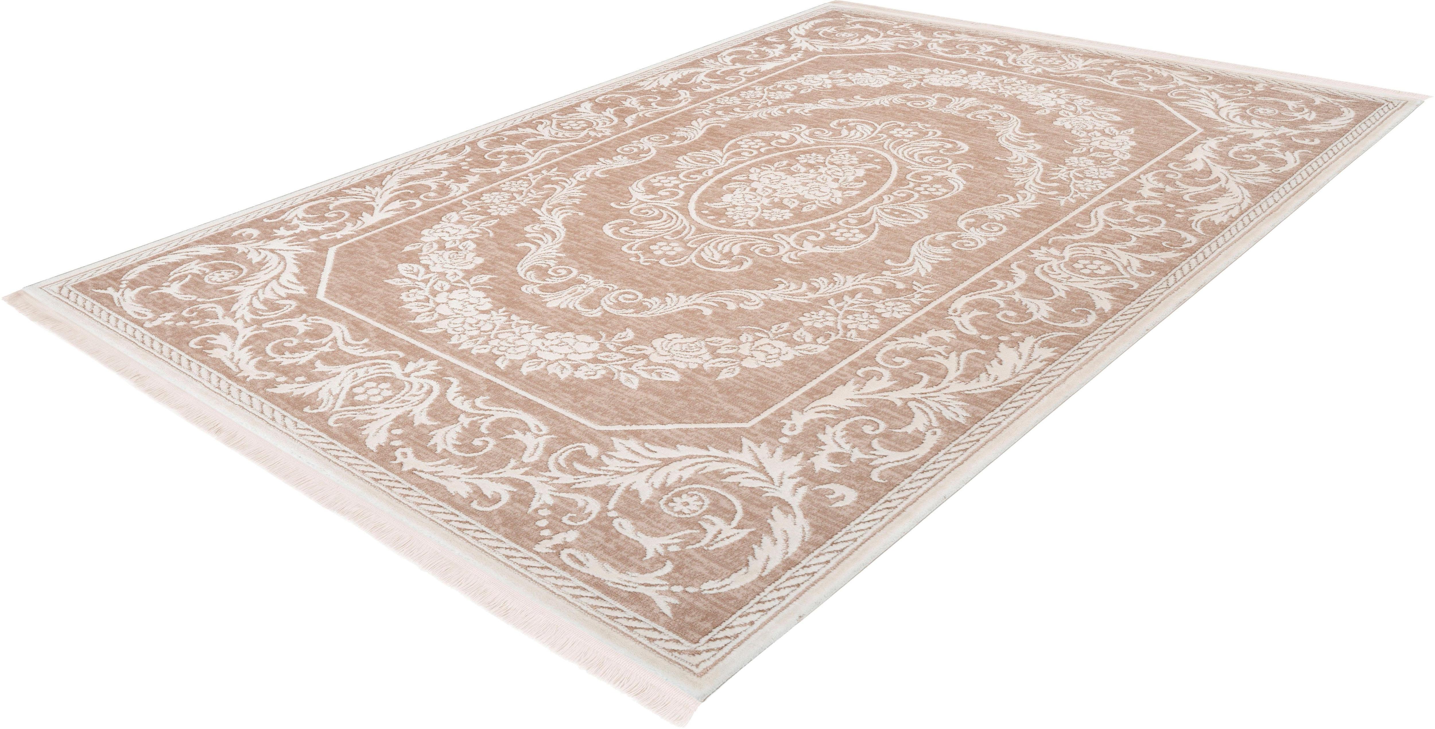 Teppich Varda 615 calo-deluxe rechteckig Höhe 14 mm maschinell gewebt