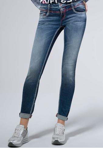 SOCCX Slim - fit - Jeans »KA:RA« kaufen