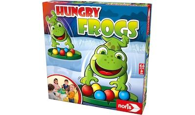 Noris Spiel »Hungry Frogs« kaufen