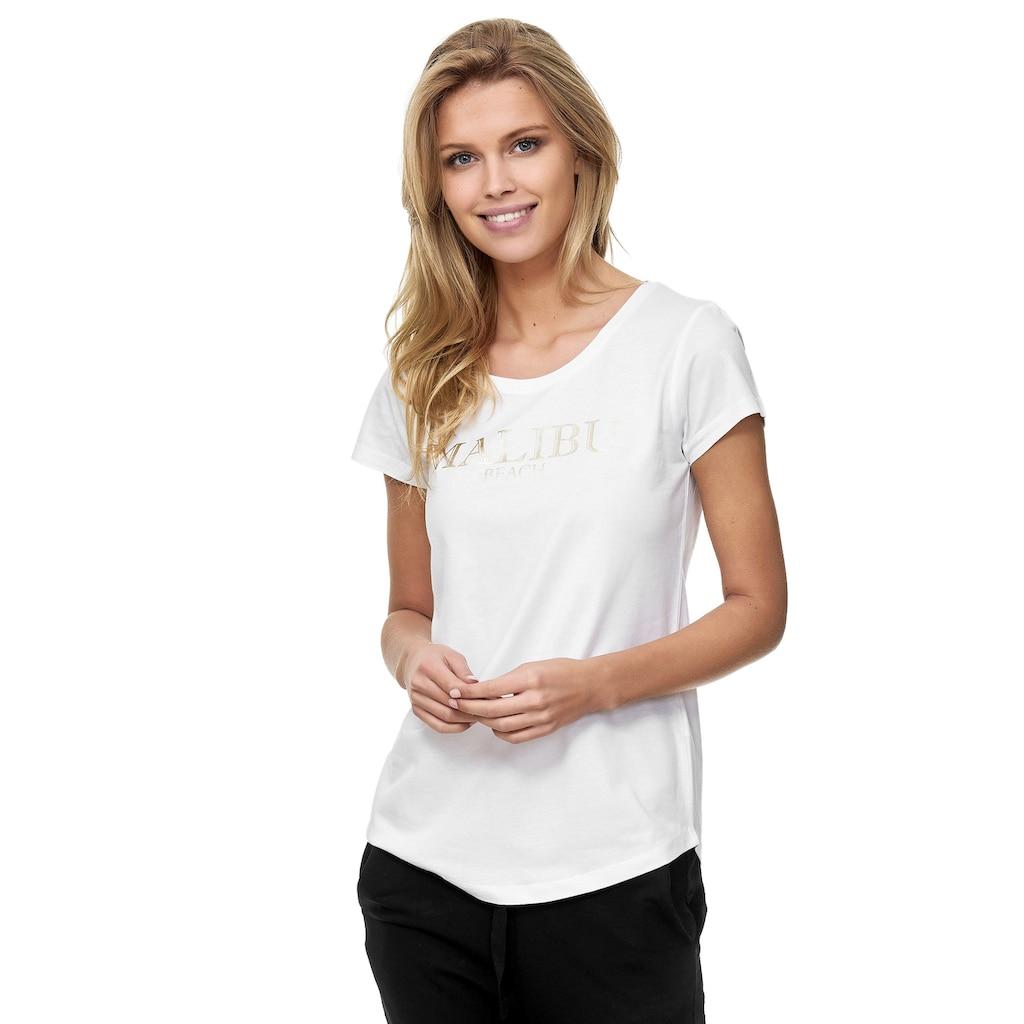 Decay T-Shirt, mit coolem Frontprint