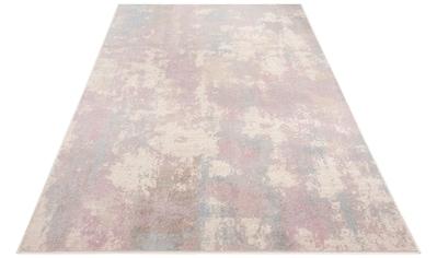 ELLE Decor Teppich »Allier«, rechteckig, 6 mm Höhe, Viskose, Wohnzimmer kaufen