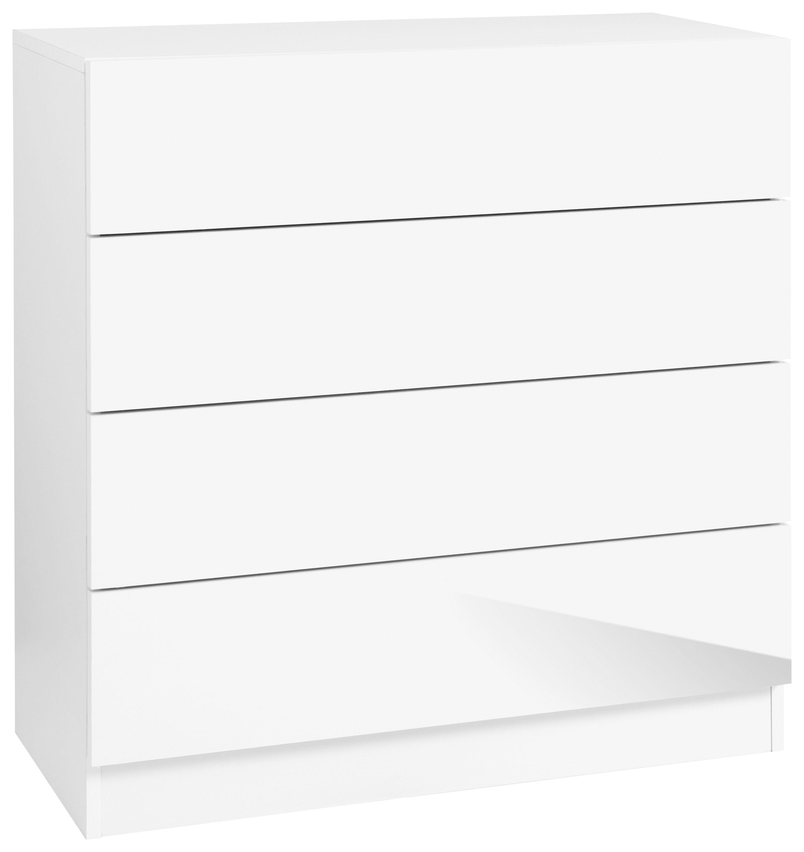 Borchardt Möbel Kommode Vaasa Breite 76 cm mit Push To Open-Funktion