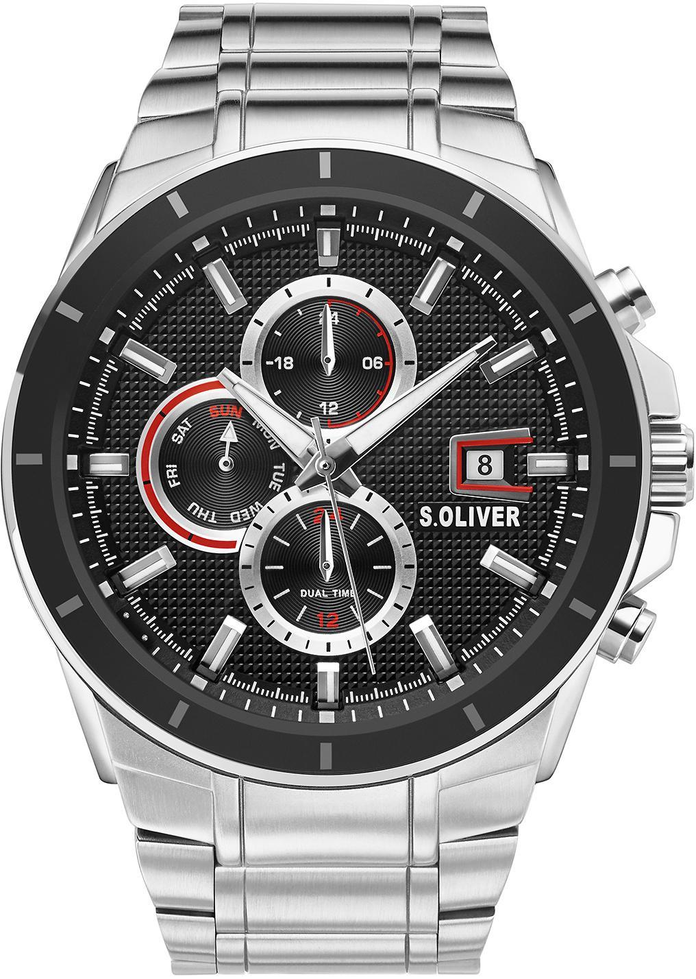 sOliver Multifunktionsuhr SO-3757-MM   Uhren   S.Oliver