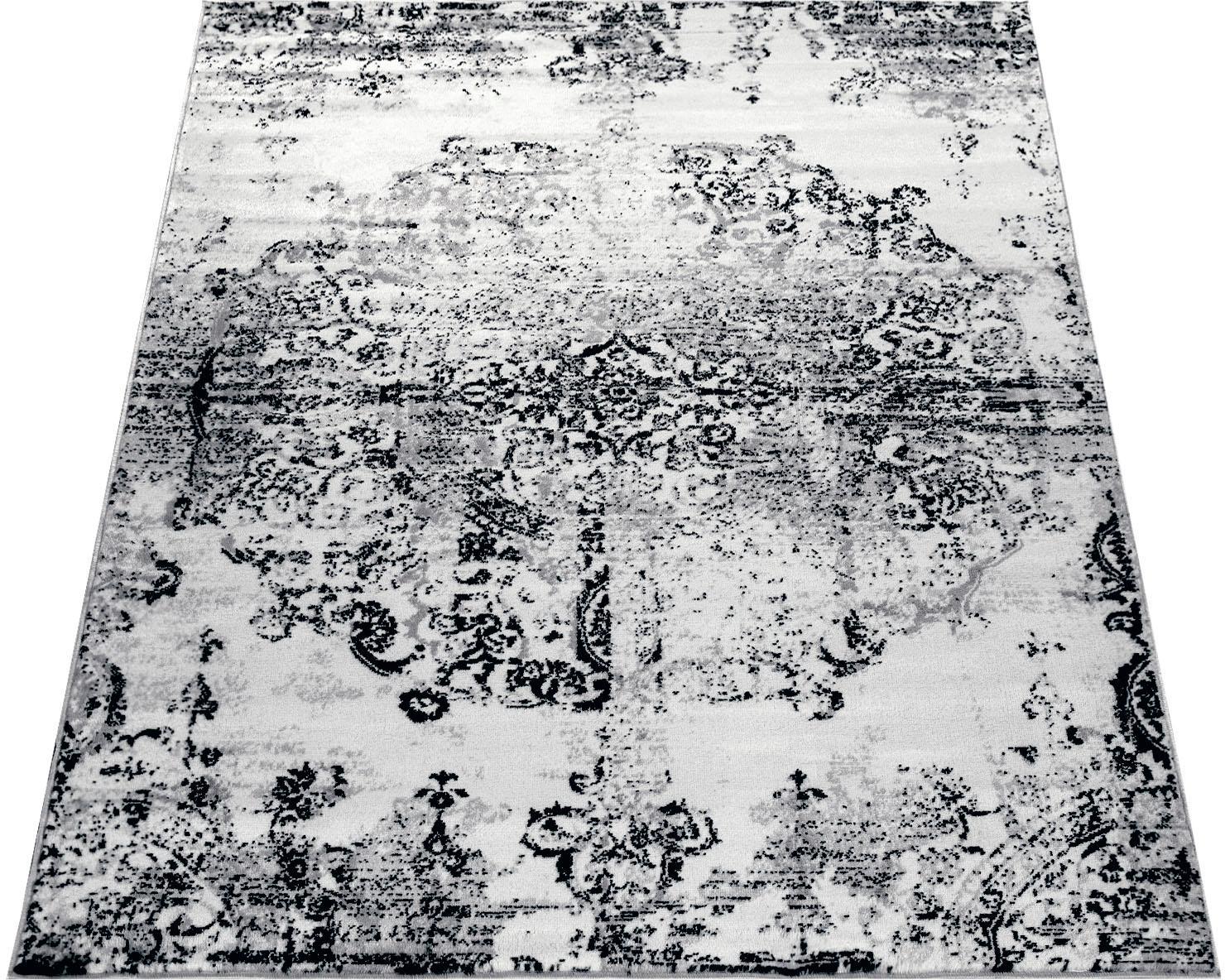 Teppich Tara 210 Paco Home rechteckig Höhe 13 mm maschinell gewebt
