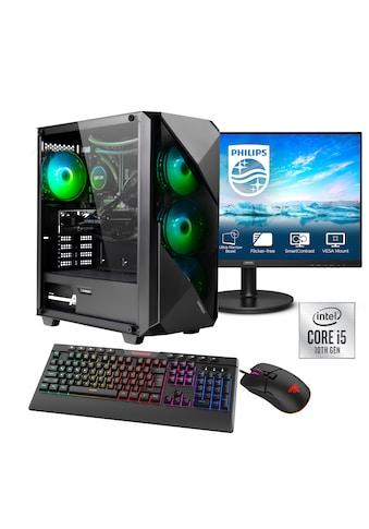 """Hyrican Gaming-PC-Komplettsystem »Striker SET02114«, Wasserkühlung, inklusive 24""""... kaufen"""