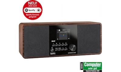 IMPERIAL »DABMAN i200« Digitalradio (DAB+) (Digitalradio (DAB+),Internetradio,FM - Tuner,UKW mit RDS, 20 Watt) kaufen