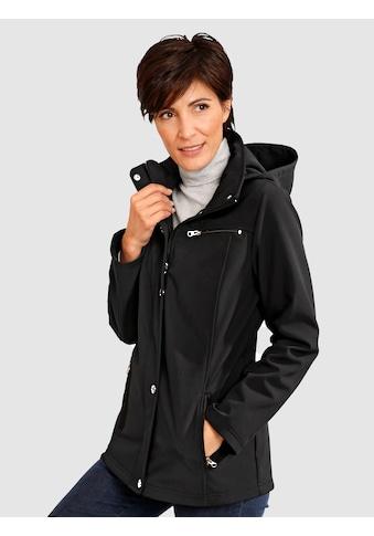 Laura Kent Softshelljacke mit wärmender Fleeceinnenseite kaufen