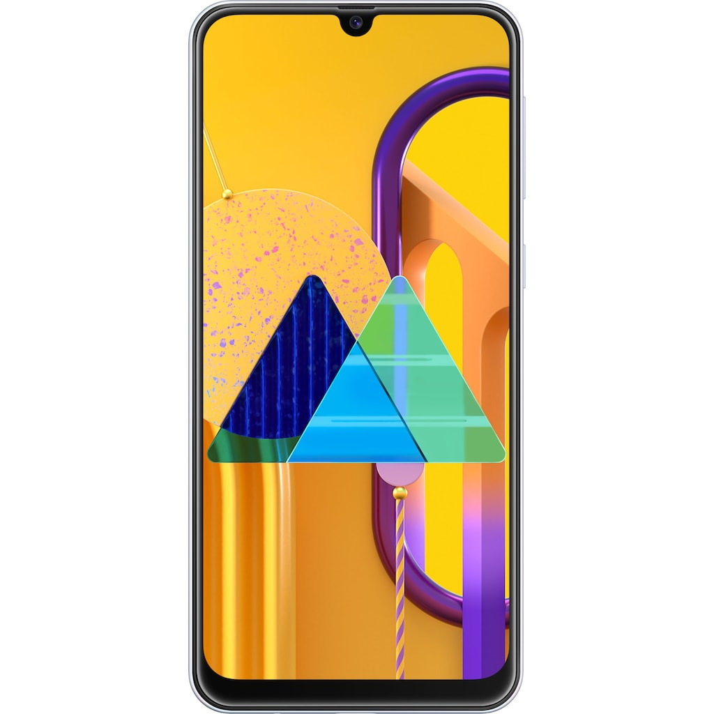 "Samsung Smartphone »Galaxy M30S«, (16,21 cm/6,4 "" 64 GB Speicherplatz, 48 MP Kamera)"
