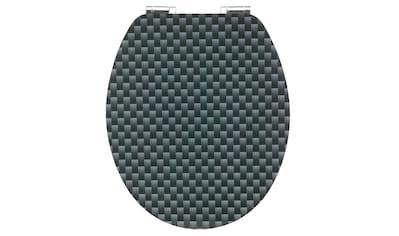 CORNAT WC-Sitz »Carbon«, Mit Absenkautomatik kaufen