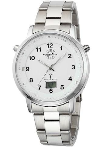 MASTER TIME Funkuhr »Specialist, MTGA - 10696 - 22M« kaufen