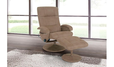 Alpha Techno Massagesessel »AT 7050«, mit Relax- und Massagefunktion, Fußhocker und... kaufen