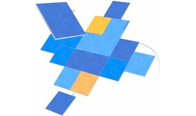 nanoleaf LED Panel »Nanoleaf Canvas Smarter Kit 17 Panels«, LED-Board, Farbwechsler kaufen