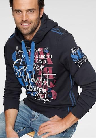CAMP DAVID Sweatshirt kaufen
