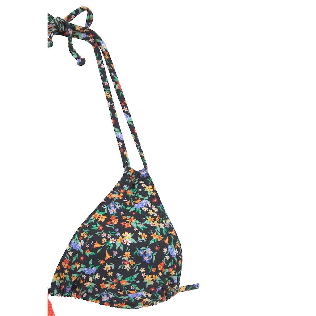 Buffalo Triangel-Bikini, mit trendigen Doppelträgern