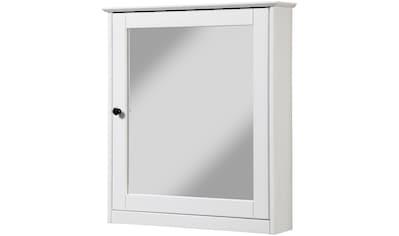 WELLTIME Spiegelschrank »Sylt/ Rügen/ Modern«, Breite 60 cm, aus Massivholz kaufen