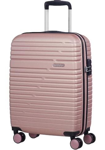 American Tourister® Hartschalen-Trolley »Aero Racer, 55 cm, rose pink«, 4 Rollen kaufen