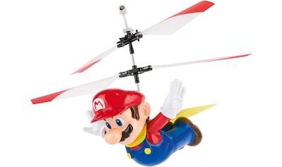 "Carrera® RC - Helikopter ""Carrera® RC Flieger Super Mario™, Flying Cape Mario™"" kaufen"