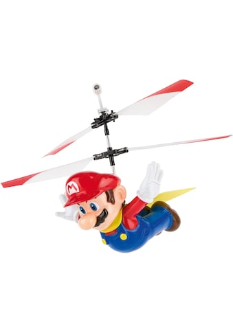 Carrera® RC-Helikopter »Carrera® RC Flieger Super Mario™, Flying Cape Mario™« kaufen
