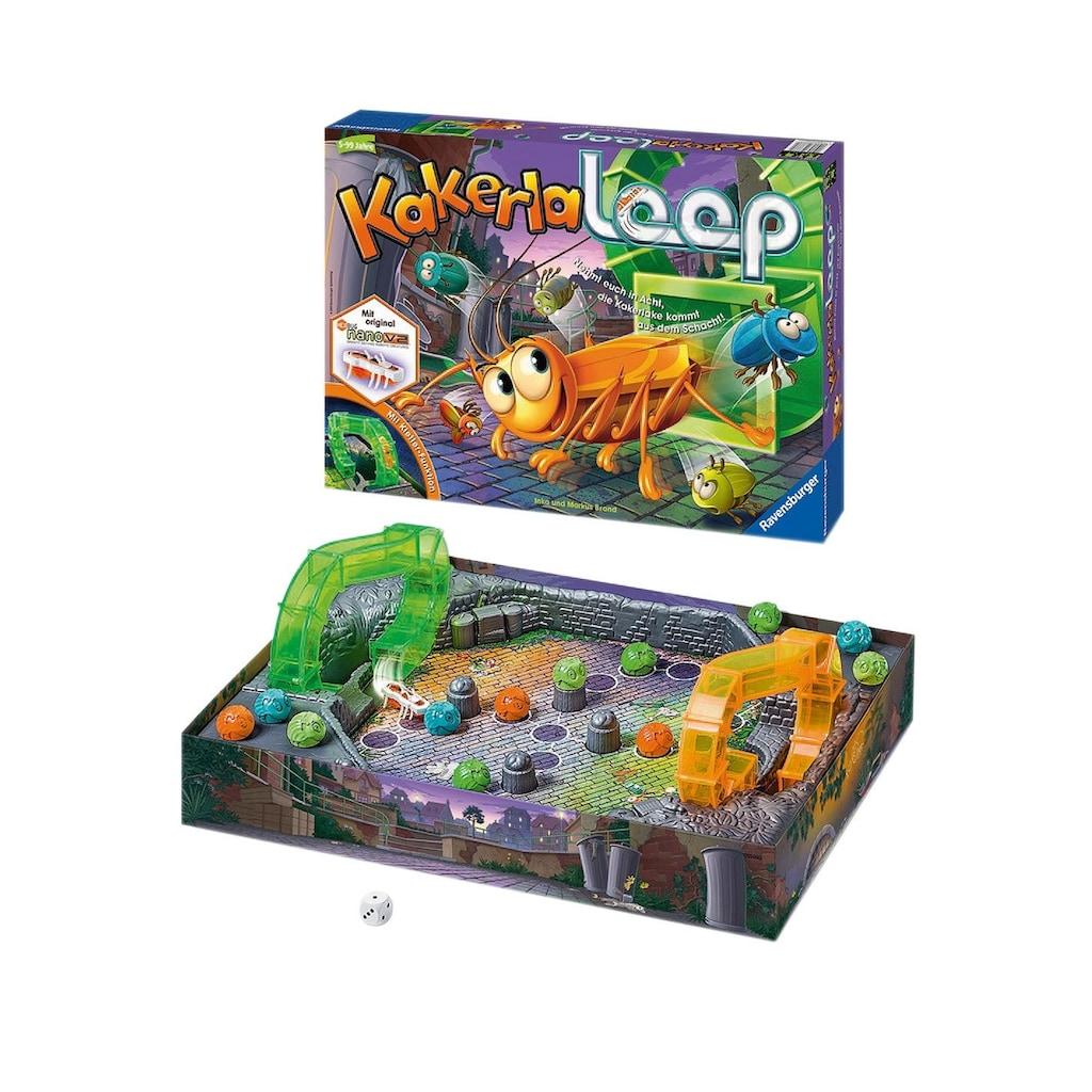 Ravensburger Spiel »Kakerlaloop«, Made in Europe, FSC® - schützt Wald - weltweit