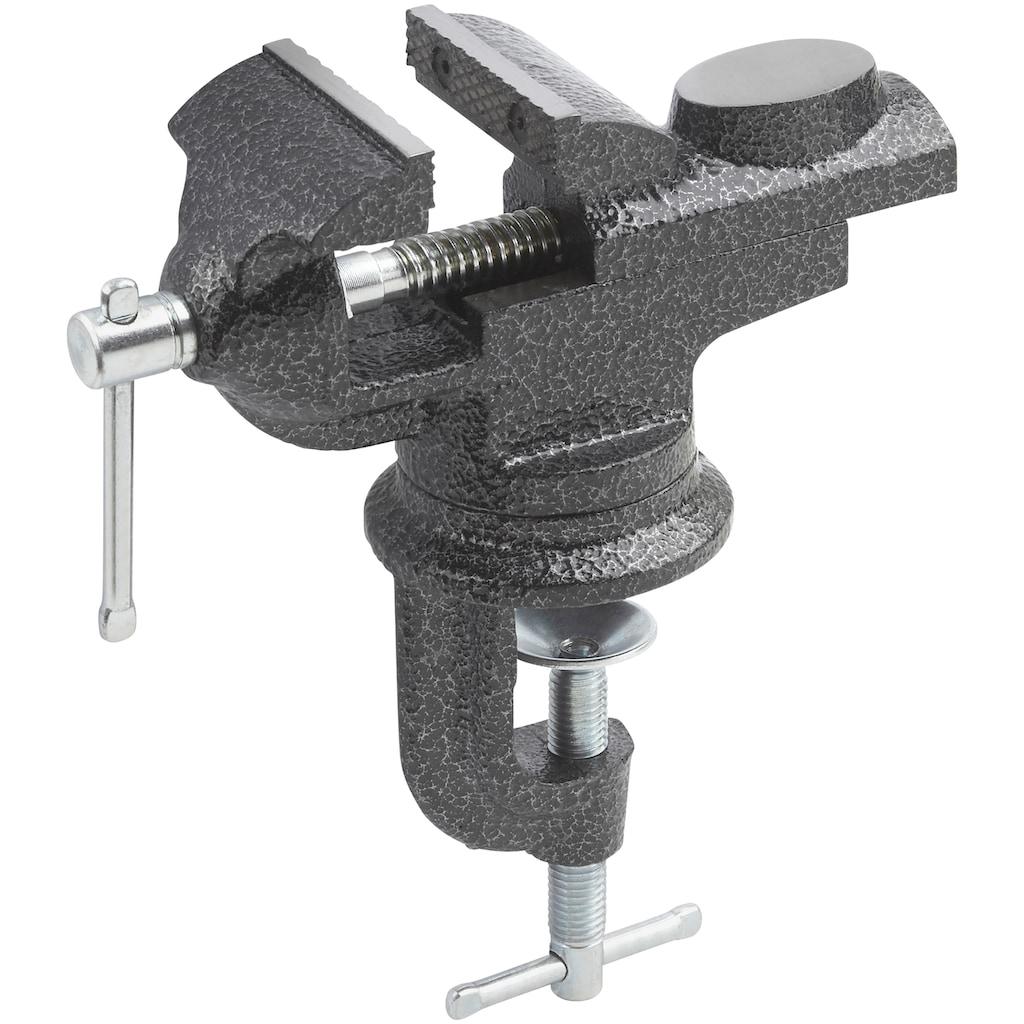 meister Schraubstock, Spannweite: 0 bis 60 mm