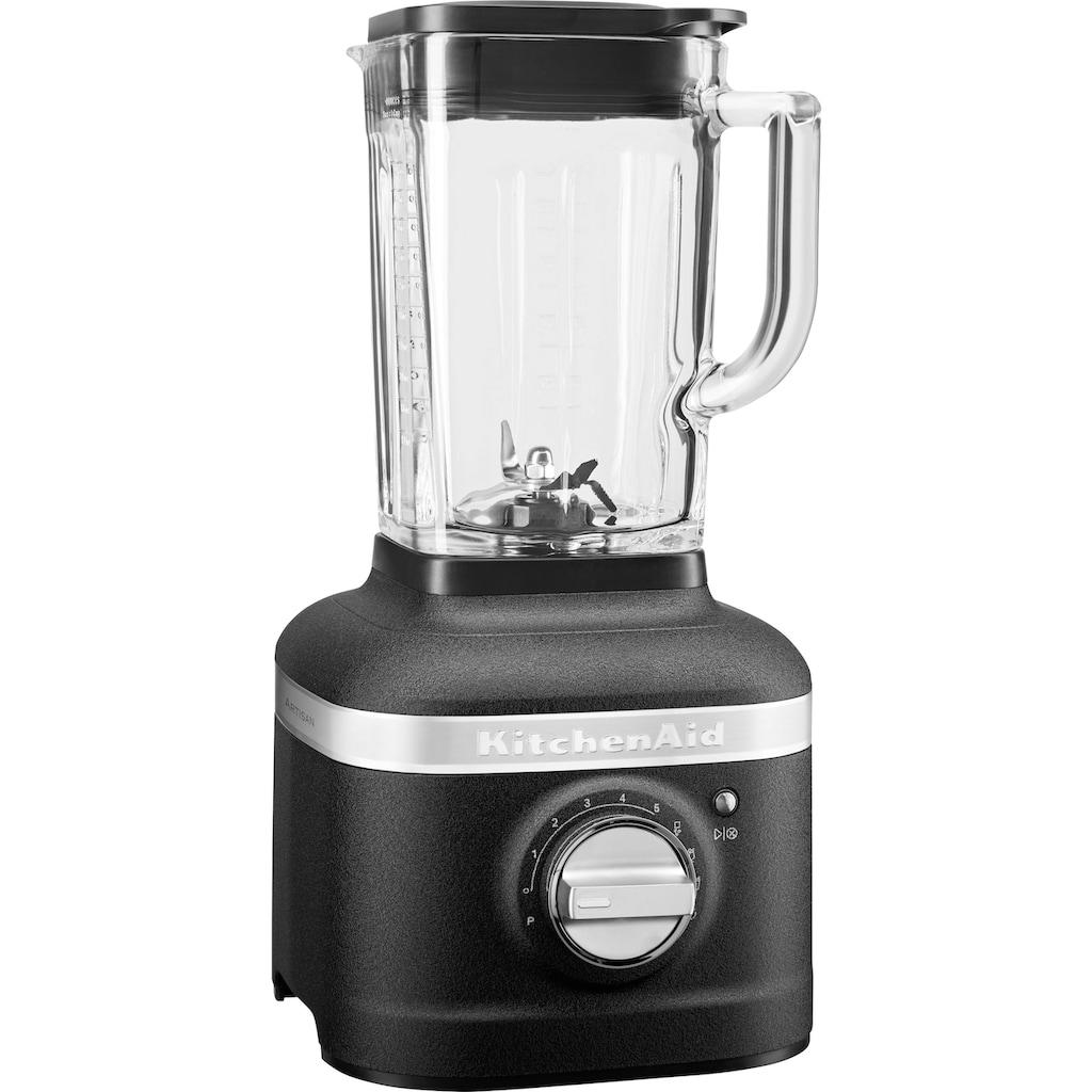 KitchenAid Standmixer »5KSB4026EBK«, 1200 W