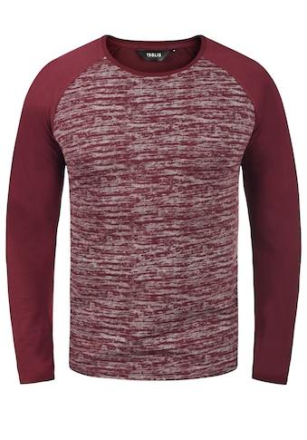Solid Langarmshirt »Mevan« kaufen