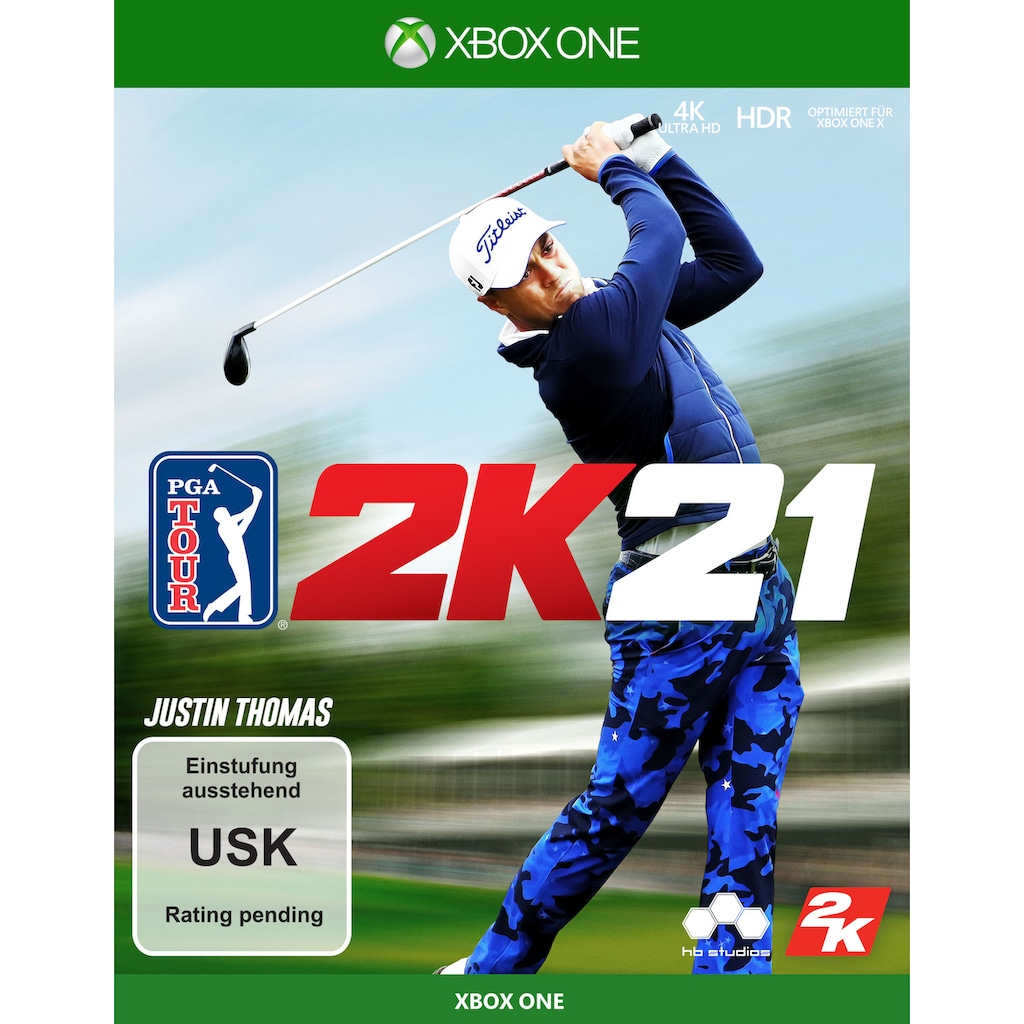 2K Spiel »PGA TOUR 2K21«, Xbox One