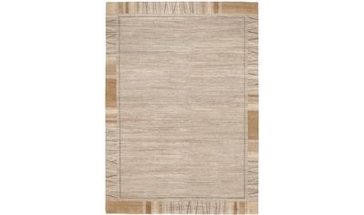 Orientteppich, »Sensation Rekhi«, OCI DIE TEPPICHMARKE, rechteckig, Höhe 6 mm, manuell geknüpft kaufen