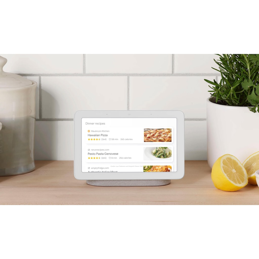 Google Smart Display »Nest Hub«