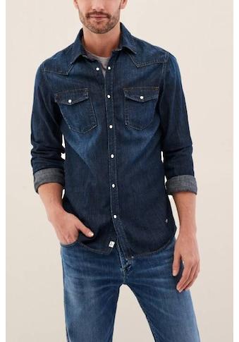 salsa jeans Hemd »Denmark« kaufen