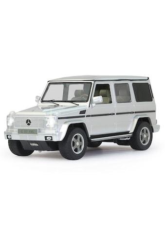 """Jamara RC - Auto """"Mercedes G55 AMG  -  40 MHz weiß"""" kaufen"""