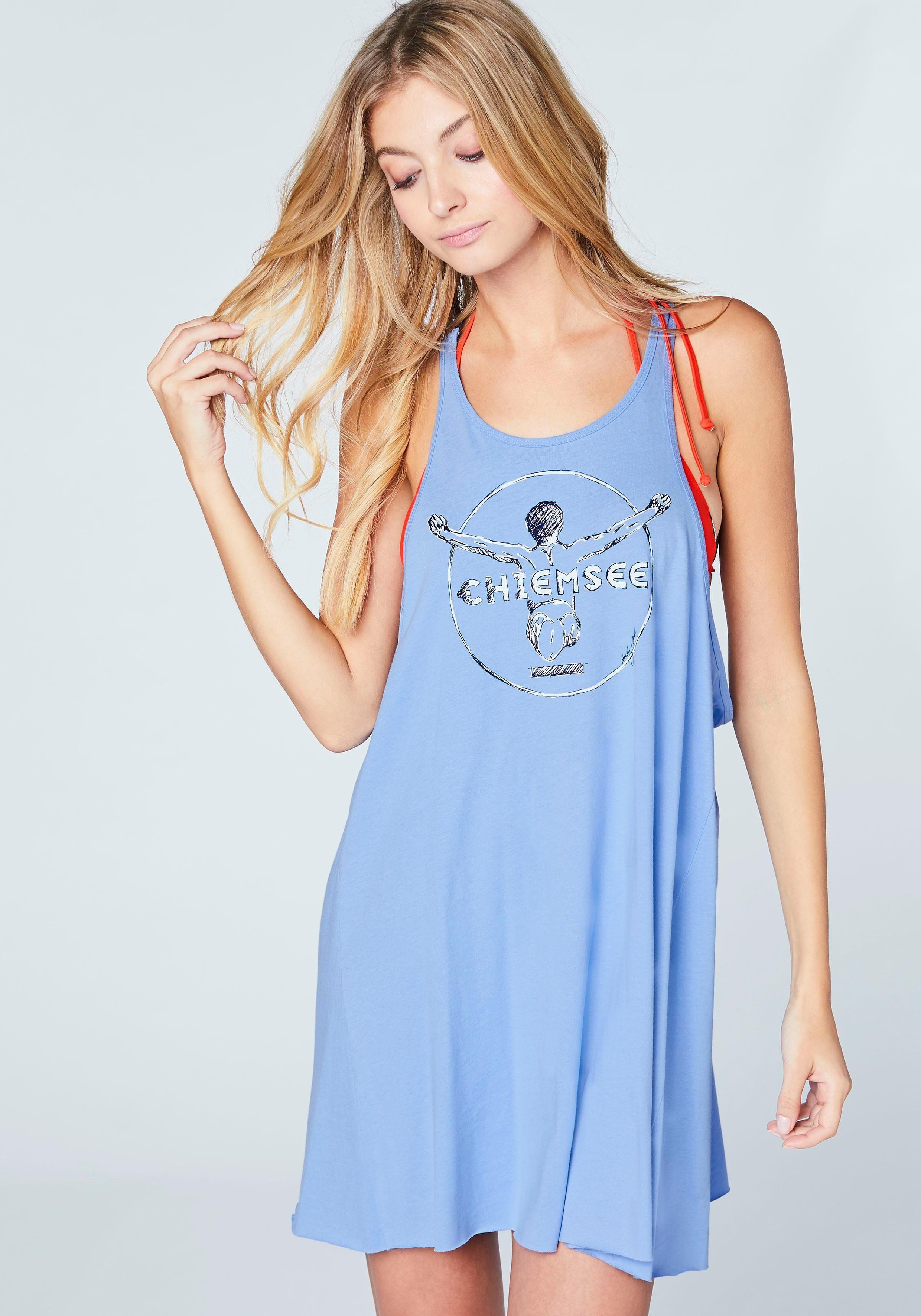 Chiemsee Shirtkleid Damenmode/Bekleidung/Kleider/Shirtkleider