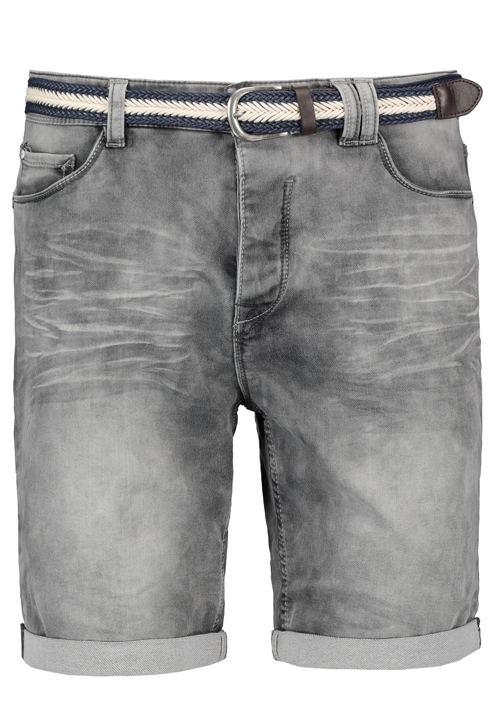 SUBLEVEL Jeansbermudas | Bekleidung > Shorts & Bermudas > Jeans Bermudas | Grau | Sublevel