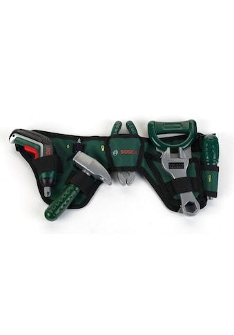 Klein Spielwerkzeug »Bosch Werkzeuggürtel« kaufen