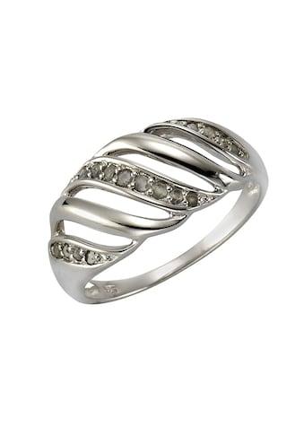 Diamonds by Ellen K. Ring 925/ -  Sterling Silber Diamant 0,18ct. kaufen
