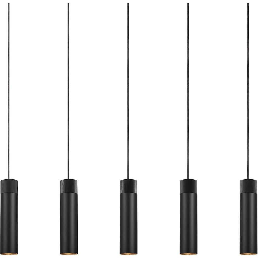 Nordlux Hängeleuchte »TILO«, GU10, FSC Holz Esche Applikationen