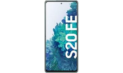 """Samsung Smartphone »Galaxy S20 FE«, (16,4 cm/6,5 """", 128 GB Speicherplatz, 12 MP Kamera) kaufen"""