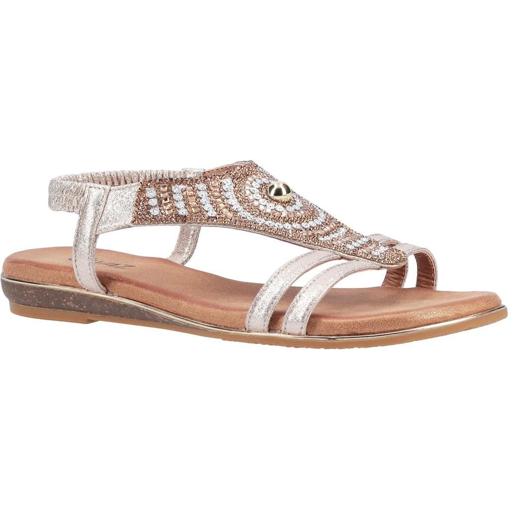 Divaz Sandalette »Damen Magpie Slip On Sandale«