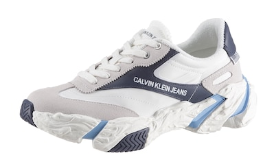 Calvin Klein Plateausneaker »Sigma«, in toller Farbkombi kaufen