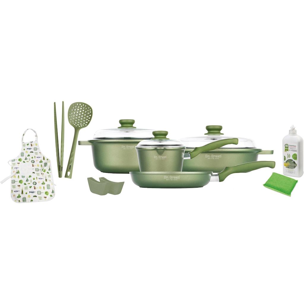 RISOLI Topf-Set »Dr.Green®« (Set, 14-tlg.)