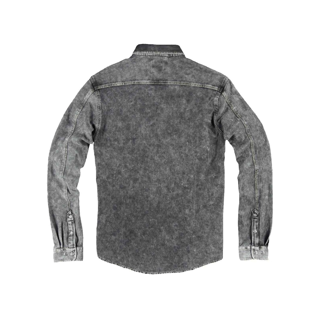 Engbers sportives Jeanshemd slim fit