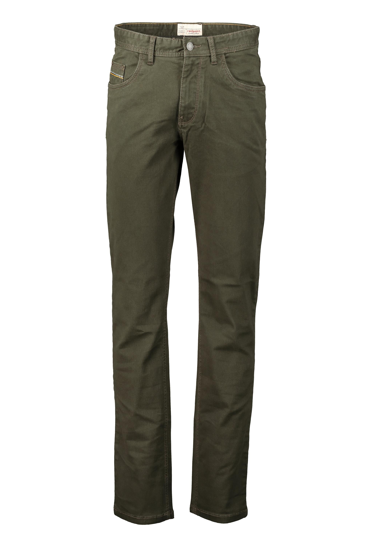 Redpoint unverzichtbare Stretch 5-Pocket Barrie | Bekleidung > Hosen > Stoffhosen | Braun | Elasthan | Redpoint